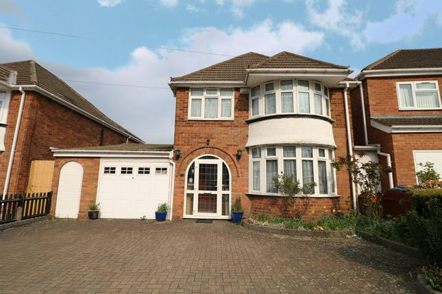 Thumbnail Detached house for sale in Pickwick Grove, Moseley, Birmingham