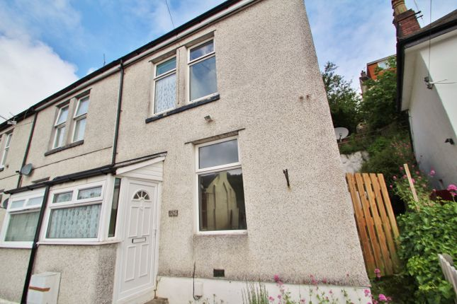 3 bed end terrace house for sale in Priory Road, Plymouth