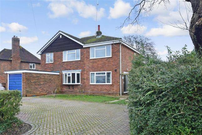 Thumbnail Detached house for sale in Parsonage Road, Cranleigh, Surrey