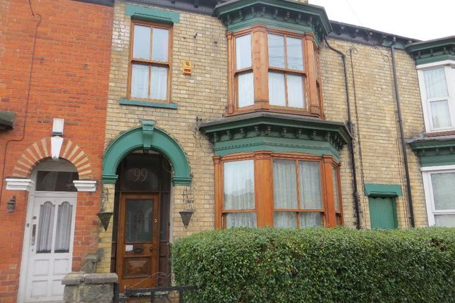 Thumbnail Terraced house for sale in De Grey Street, Hull, East Yorkshire