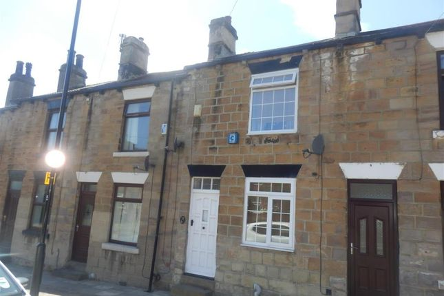 Thumbnail Terraced house to rent in Quarry Hill, Leeds