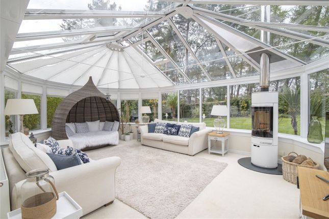 Conservatory of Douglas Avenue, Airth, Falkirk FK2