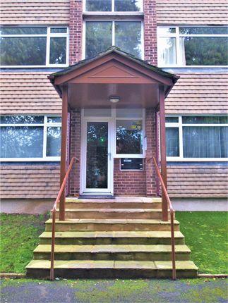 Entrance of Albemarle Road, Beckenham BR3