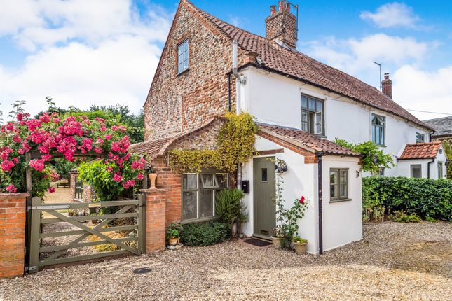 Thumbnail Property for sale in Church Street, Briston, Melton Constable