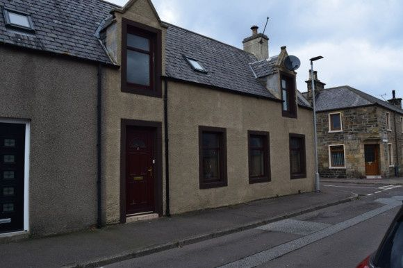 Thumbnail Terraced house to rent in King Street, Burghead, Elgin