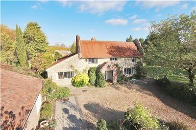 Thumbnail Commercial property for sale in Walnut Tree Farm, Swan Lane, Little Chart, Ashford, Kent