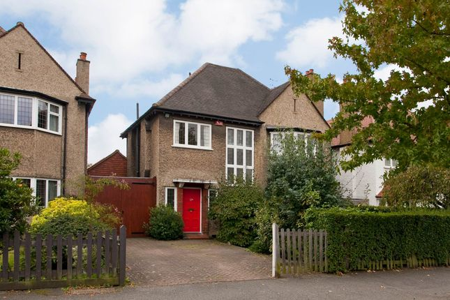Thumbnail Detached house to rent in Burbage Road, Dulwich, London