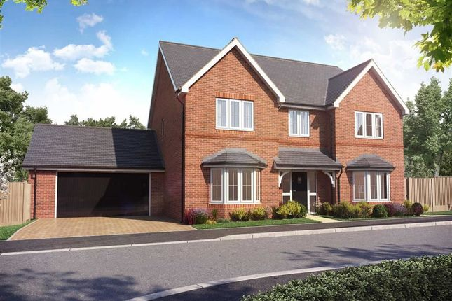 Thumbnail Detached house for sale in Weston Road, Aston Clinton, Aylesbury