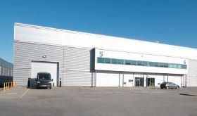 Thumbnail Light industrial to let in Electra Business Park, Bidder Street, Canning Town, London