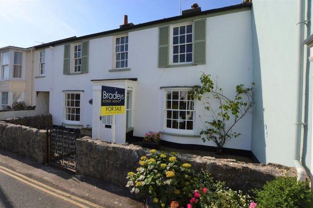 Thumbnail Terraced house for sale in The Green, Shaldon, Devon