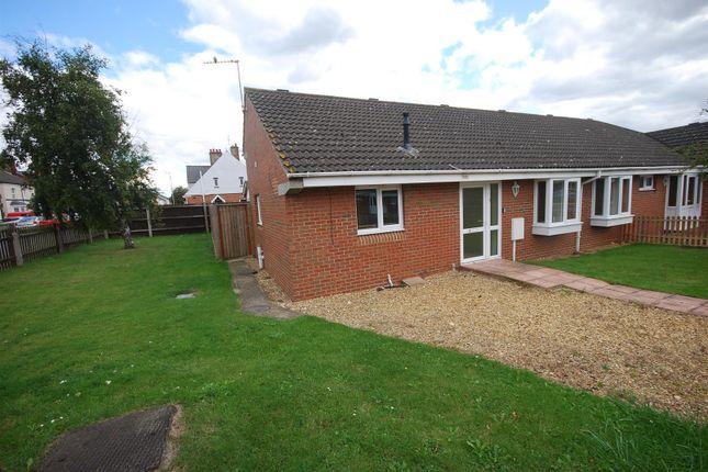 Thumbnail Semi-detached bungalow for sale in Eaton Gardens, Spalding