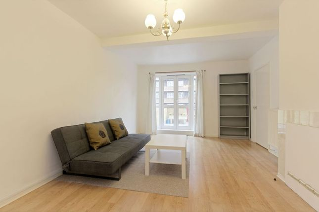 Thumbnail Flat to rent in Bronti Close, London