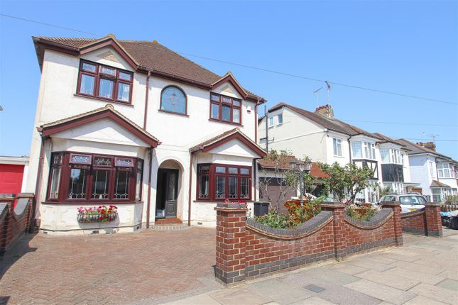 Thumbnail Detached house for sale in Carlton Avenue, Westcliff-On-Sea