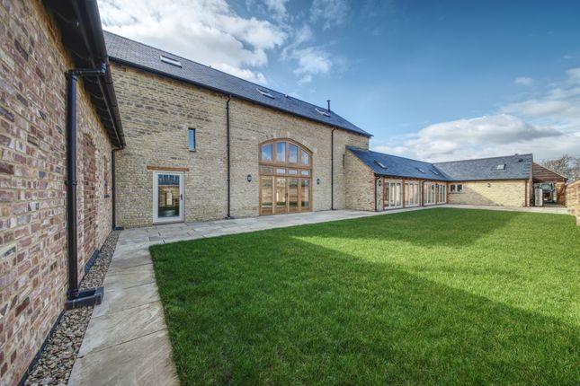 Thumbnail Barn conversion for sale in Achurch, Peterborough