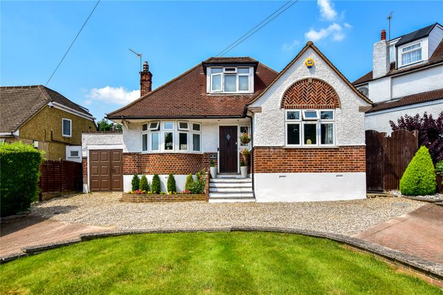 Thumbnail Bungalow for sale in Courtlands Drive, Watford, Hertfordshire