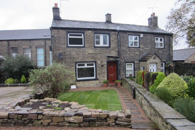 Semi-detached house for sale in New Road Square, Brighouse