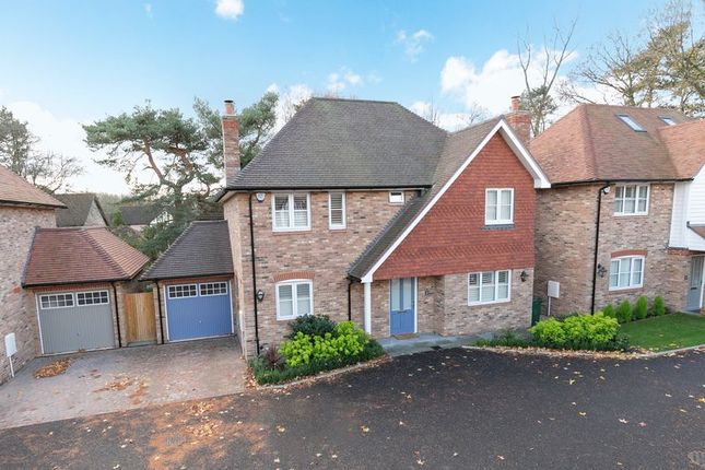 Thumbnail Detached house for sale in Edward Place, Worth, Crawley, West Sussex