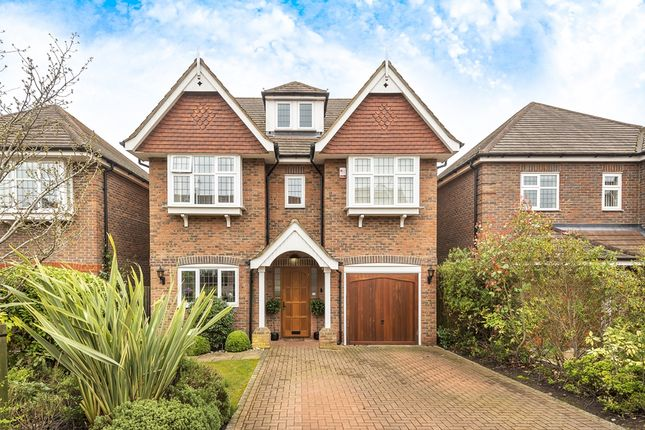 Thumbnail Detached bungalow for sale in Flora Close, Stanmore