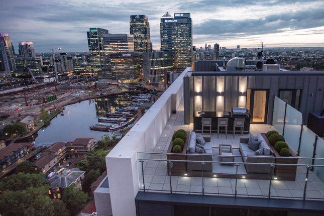 Thumbnail Duplex for sale in Canary Wharf, Canary Wharf