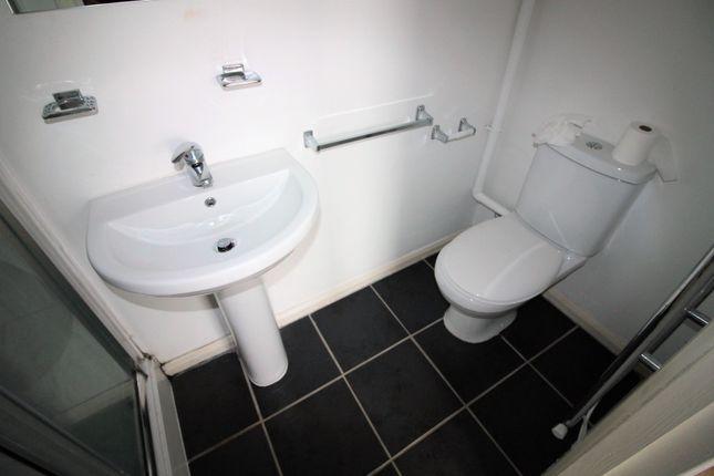 Shower Room of Buckingham Road, Tuebrook, Liverpool L13
