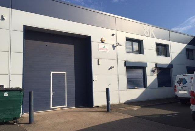 Thumbnail Light industrial to let in Unit 8K Maybrook Business Park, Maybrook Road, Minworth, Birmingham, West Midlands