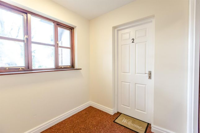 2 bed flat for sale in Gander Close, Weldon, Corby NN17