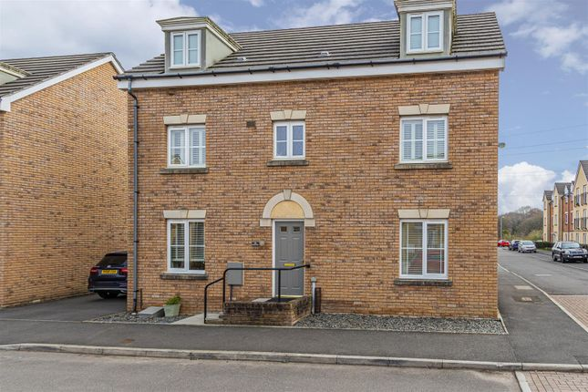 Thumbnail Detached house for sale in De Clare Drive, Radyr, Cardiff