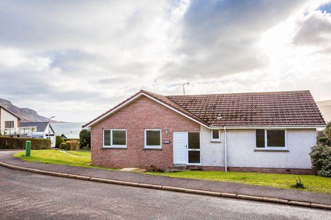 Thumbnail Bungalow for sale in Margnaheglish Road, Lamlash, Isle Of Arran, North Ayrshire