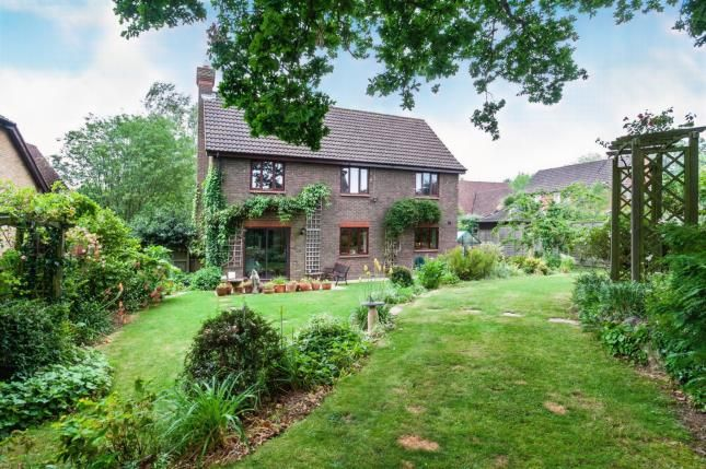 Thumbnail Detached house for sale in Bickmore Way, Tonbridge, Kent, .