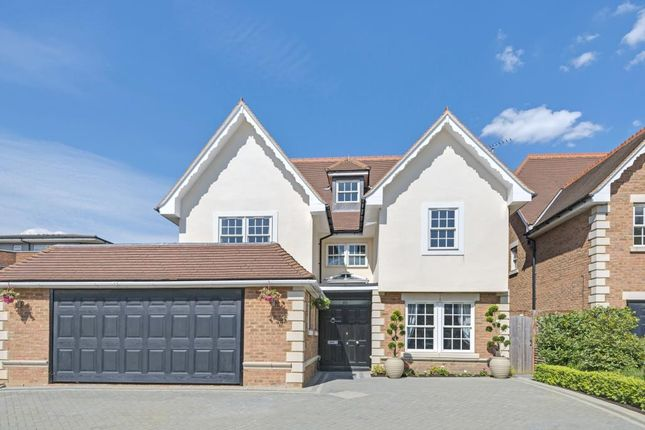 Thumbnail Detached house to rent in Allandale Avenue, Finchley