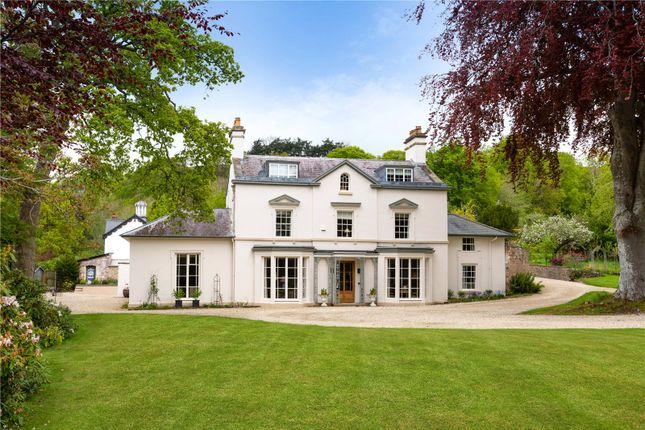 Thumbnail Detached house for sale in Milford, Newtown, Powys