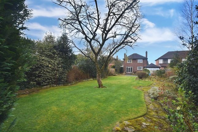 Rear Garden of Framingham Road, Sale M33