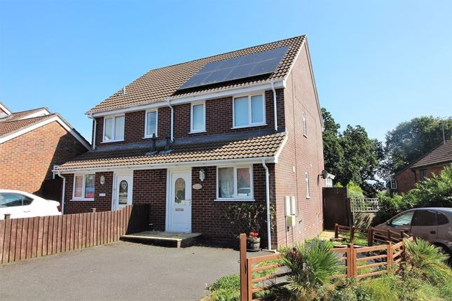 Thumbnail Semi-detached house to rent in Bubwith Road, Chard
