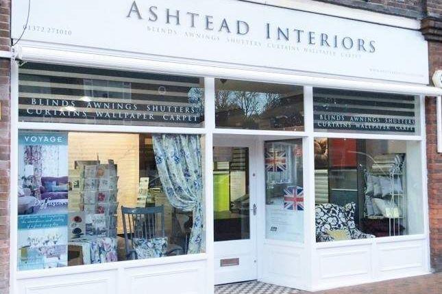 Thumbnail Retail premises for sale in 6 Craddocks Parade, Ashtead