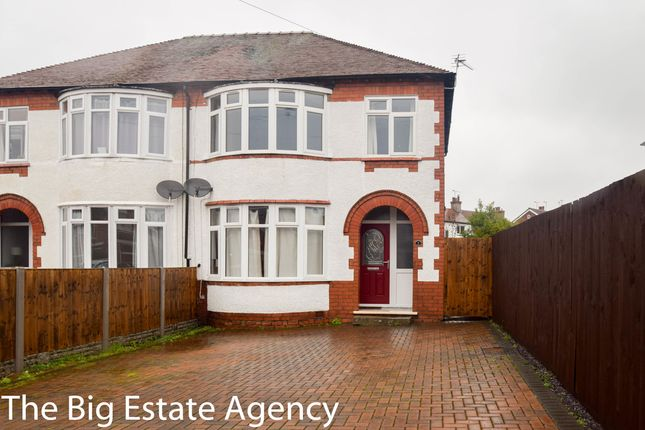 Thumbnail Semi-detached house to rent in Vicars Cross Road, Vicars Cross, Chester