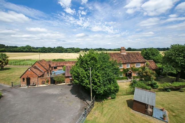 Thumbnail Detached house for sale in Southampton Road, Landford, Salisbury