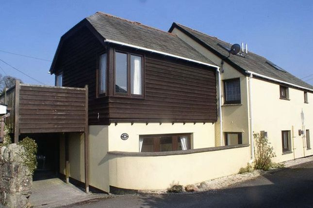 Thumbnail Semi-detached house for sale in Store Street, Chagford, Newton Abbot