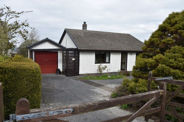 Thumbnail Detached bungalow to rent in Tanglwst, Capel Iwan, Newcastle Emlyn