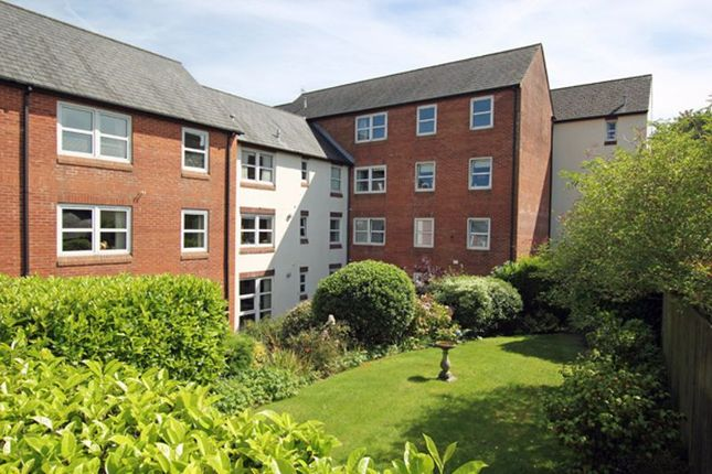 Thumbnail Flat for sale in Ty Rhys, The Parade, Carmarthen