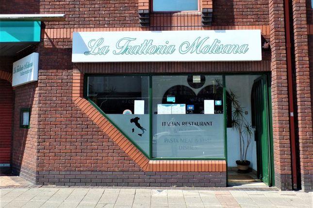 Thumbnail Restaurant/cafe to let in La Trattoria Molisana, Unit 11 The Globe Centre, Albany Road, Cardiff