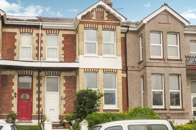 Thumbnail Terraced house for sale in Salisbury Road, Lipson, Plymouth