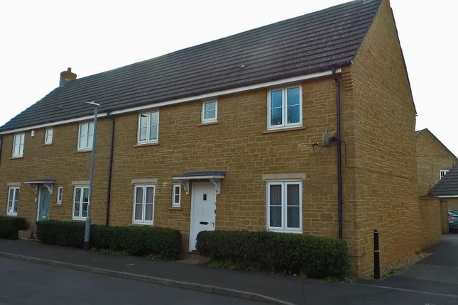 Thumbnail Semi-detached house to rent in Carnival Close, Ilminster