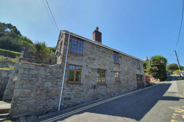 Thumbnail Detached house to rent in Mousehole Lane, Mousehole, Penzance
