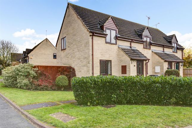 Thumbnail End terrace house to rent in Primrose Court, Moreton-In-Marsh