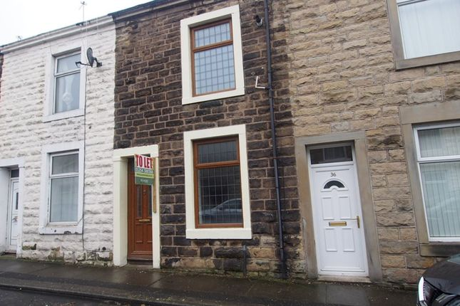 Thumbnail Terraced house to rent in Mercer Street, Great Harwood, Blackburn