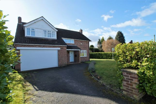 Thumbnail Property for sale in Brooklands Drive, Goostrey, Crewe
