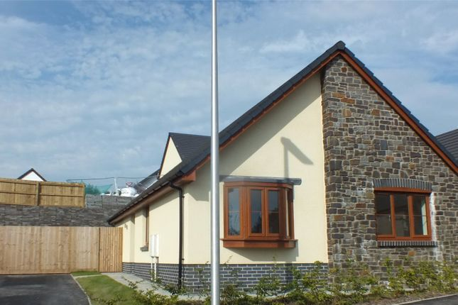 Thumbnail Detached bungalow for sale in Newton Heights, Kilgetty, Pembrokeshire