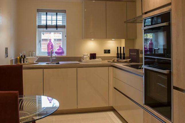 Kitchen of Chamberlain Place, Edgbaston B15