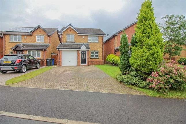 Thumbnail Detached house to rent in Burrs Close, Bury, Lancashire