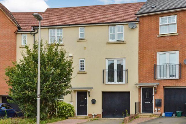 Thumbnail Terraced house for sale in St. Helena Avenue, Bletchley, Milton Keynes